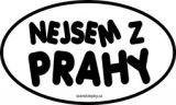 Zvětšit fotografii - Nejsem z Prahy