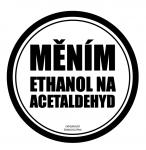 Měním ethanol na acetaldehyd