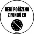 Není pořízeno z fondů EU