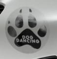 Samolepka Dog Dancing